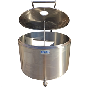 1,500 Litres Milk Cooling Tank