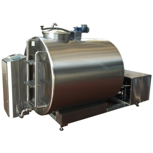 3.000 Litres Milk Cooling Tank