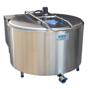 500 Litres Milk Cooling Tank