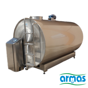 5.000 Litres Milk Cooling Tank