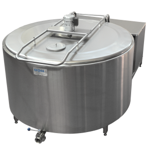 1.000 Litres Milk Cooling Tank