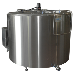 2,000 Litres Milk Cooling Tank