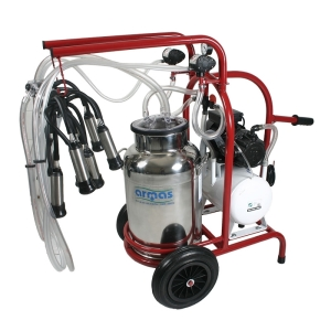 Mobile Bovine Milking Machine