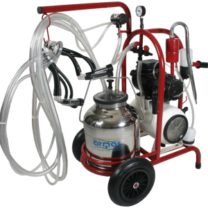 Mobile Ovine Milking Machine