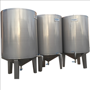 Olive Oil Storage Tanks